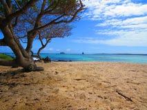 Praia Royalty Free Stock Photo