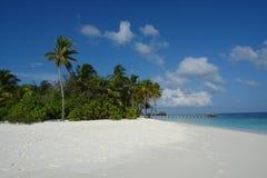 A praia perfeita imagens de stock
