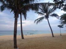 Praia phuket de Surin Fotos de Stock Royalty Free