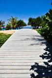 Praia Phuket Tailândia de Karon em abril 2010 Imagens de Stock