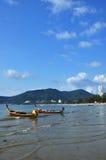 praia Phuket Tailândia do ??Patong Imagem de Stock