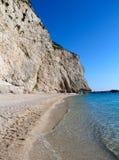 Praia Porto Katsiki Foto de Stock Royalty Free