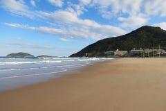 Praia robi Santinho, Florianà ³ polisa - Santa Catarina, Brasil, - Obrazy Royalty Free
