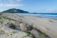 Praia robi Santinho, Florianopolis Obraz Stock
