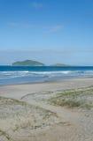 Praia robi Santinho, Florianopolis Zdjęcie Royalty Free