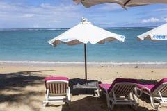 Praia salina do La, La Reunion Island, france Imagens de Stock