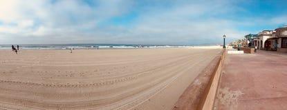 Praia San Diego da missão Fotografia de Stock Royalty Free