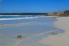 Praia sem tocar Fotos de Stock