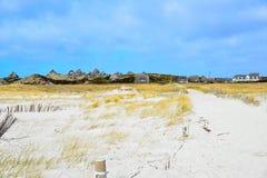 Praia Sylt da paisagem imagem de stock