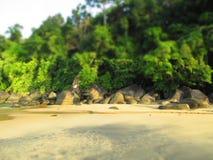 Praia Tailândia Foto de Stock Royalty Free