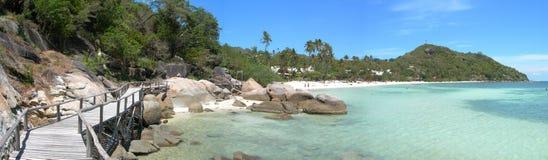Praia Tailândia de Leela Fotografia de Stock Royalty Free