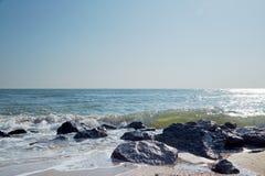 Praia Tailândia do hin de Hua Fotos de Stock