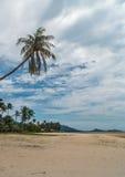 Praia tropical em Tailândia Fotografia de Stock Royalty Free