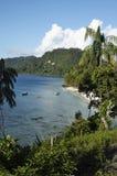 Praia tropical - Langkawi Imagem de Stock Royalty Free