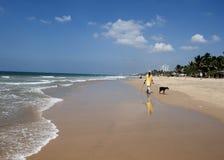 Praia tropical - Langkawi Foto de Stock Royalty Free