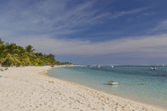 Praia tropical - Langkawi Fotografia de Stock