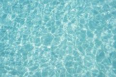 Praia tropical perfeita de Turquioise, água, textura, backgound Fotografia de Stock