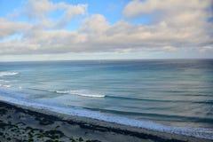 Praia tropical perto de Costa Calma em Fuerteventura, Ilhas Canárias, Espanha Fotos de Stock Royalty Free