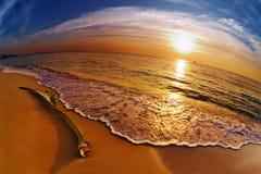 Praia tropical, Tailândia Imagens de Stock