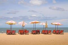A praia tropical, Tailândia Fotografia de Stock Royalty Free