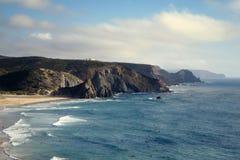 Praia tun Amado Stockfoto