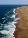 Praia tun Norte Stockfotografie