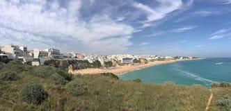 Praia tun Panorama Túnel (Peneco) Lizenzfreies Stockfoto