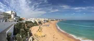 Praia tun Panorama Túnel (Peneco) Stockbild