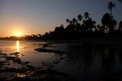 Praia tun Stärke - Bahia, Brasilien Stockfotografie