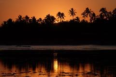 Praia tun Stärke - Bahia, Brasilien Stockfotos