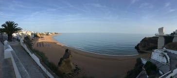 Praia tun Túnel-Panorama Stockfoto