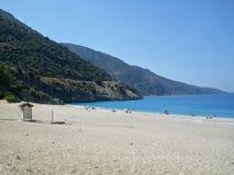 Praia Turquia de Oludeniz Fotos de Stock Royalty Free
