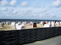 Praia vazia Imagem de Stock Royalty Free