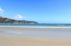 Praia vazia no promontório de Wilsons, Victoria, Austrália Foto de Stock