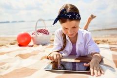 Praia Wi-Fi fotografia de stock royalty free