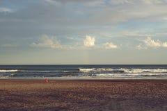 Praias de Argentina Foto de Stock