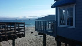 Praias de Cali Fotos de Stock Royalty Free
