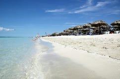 Praias de Varadero Imagem de Stock