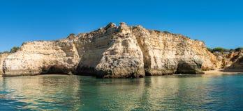 Prainha in Algarve Portugal Stock Photo