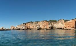 Prainha in Algarve Portugal Royalty Free Stock Image