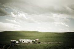 Praires und Cowboys 1 Stockbilder