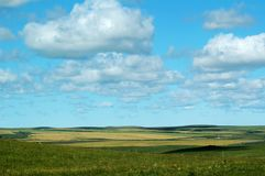 Prairie Royalty Free Stock Photo