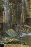 Prairie Creek Falls Royalty Free Stock Photo
