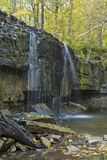 Prairie Creek Falls Royalty Free Stock Photos