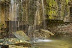 Prairie Creek Falls Stock Photography
