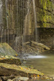 Prairie Creek Falls Royalty Free Stock Photography