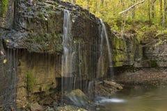 Prairie Creek Falls Stock Image