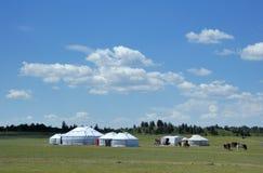 prairie de l'Inner Mongolia Photos stock
