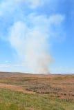 Prairie Fire Stock Photography
