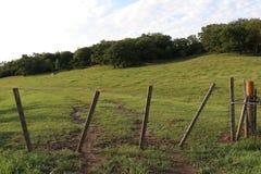 Prairie Gate Royalty Free Stock Photo